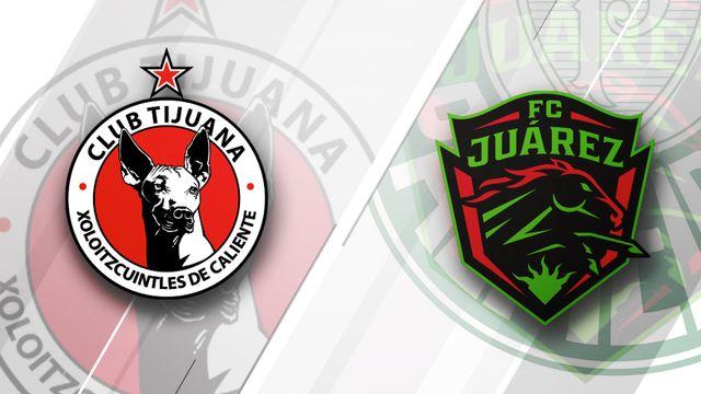 Xolos de Tijuana vs. FC Juárez (Fecha #4)