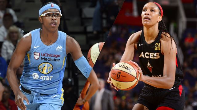 Sun, 9/15 - Chicago Sky vs. Las Vegas Aces (Elimination)