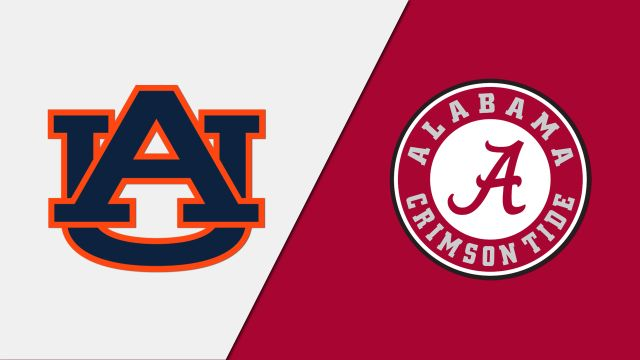 Auburn vs. Alabama (re-air)