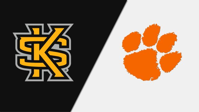 Kennesaw State vs. Clemson (W Volleyball)