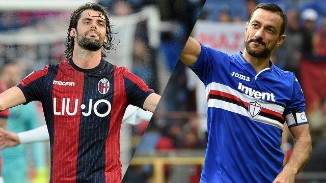 Bologna vs. Sampdoria