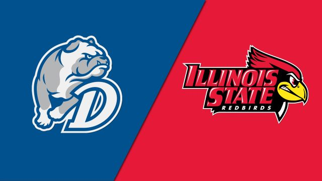 Drake vs. Illinois State (M Basketball)