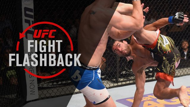 UFC Fight Flashback: Weidman vs. Machida