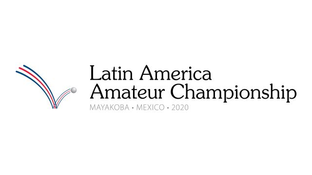 Latin America Amateur Championship (Final Round)