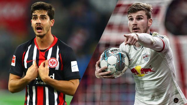 Eintracht Frankfurt vs. RB Leipzig (German Cup)