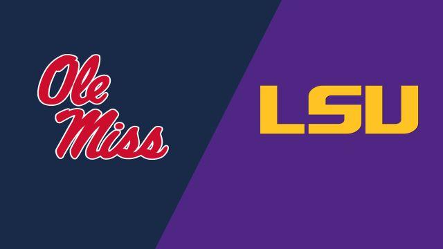 Ole Miss vs. LSU (Championship) (Baseball)