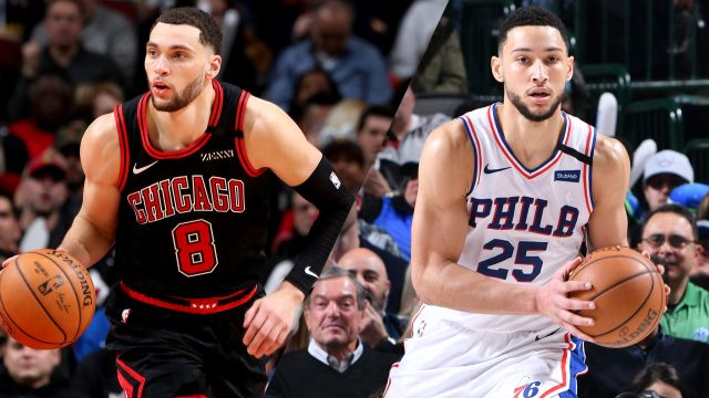 Chicago Bulls vs. Philadelphia 76ers
