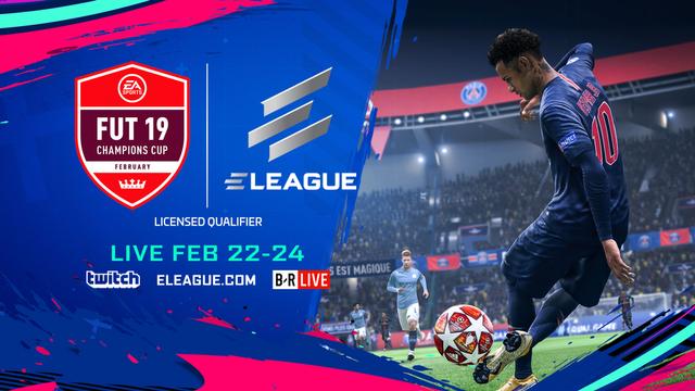 eSports: Eleague: Fifa Qualifier (Dia 1)