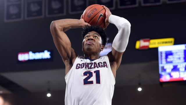 #1 Gonzaga vs. Saint Mary's