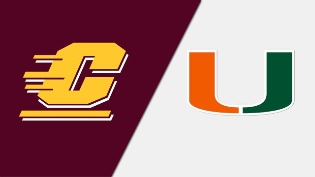 Central Michigan vs. Miami (Football)