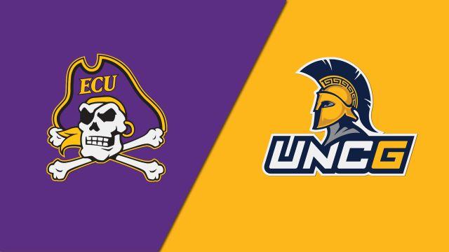 East Carolina vs. UNC Greensboro (W Soccer)