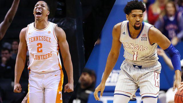 #5 Tennessee vs. #2 Kansas (Championship) (NIT Season Tip-Off)