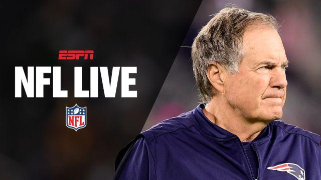 Tue, 10/22 - NFL Live