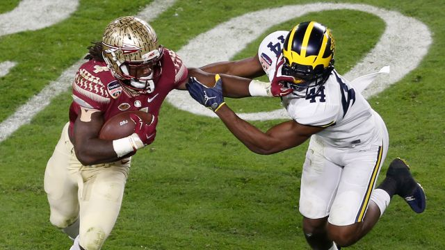Michigan vs. Florida State (College Football Playoff)
