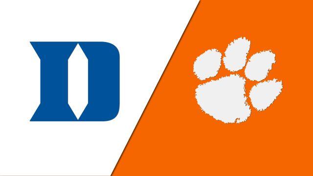 Duke vs. #20 Clemson (Baseball)