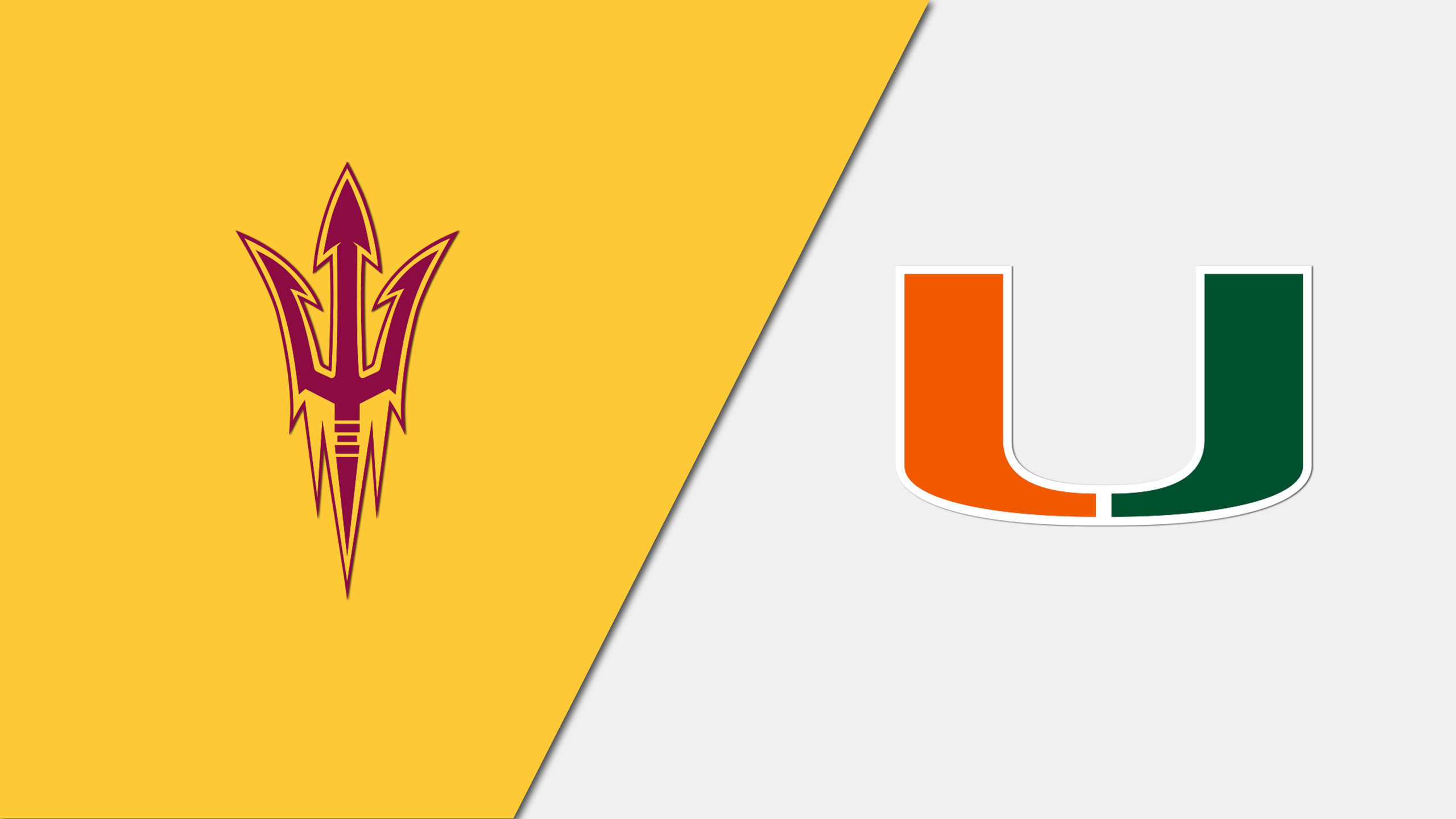 #5 Arizona State vs. #4 Miami (Second Round) (NCAA Women's Basketball Championship)