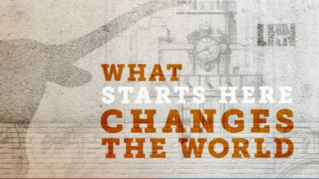 """""""What Starts Here"""""""
