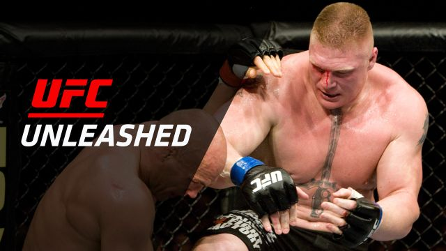 UFC Unleashed: Brock Lesnar vs. Randy Couture
