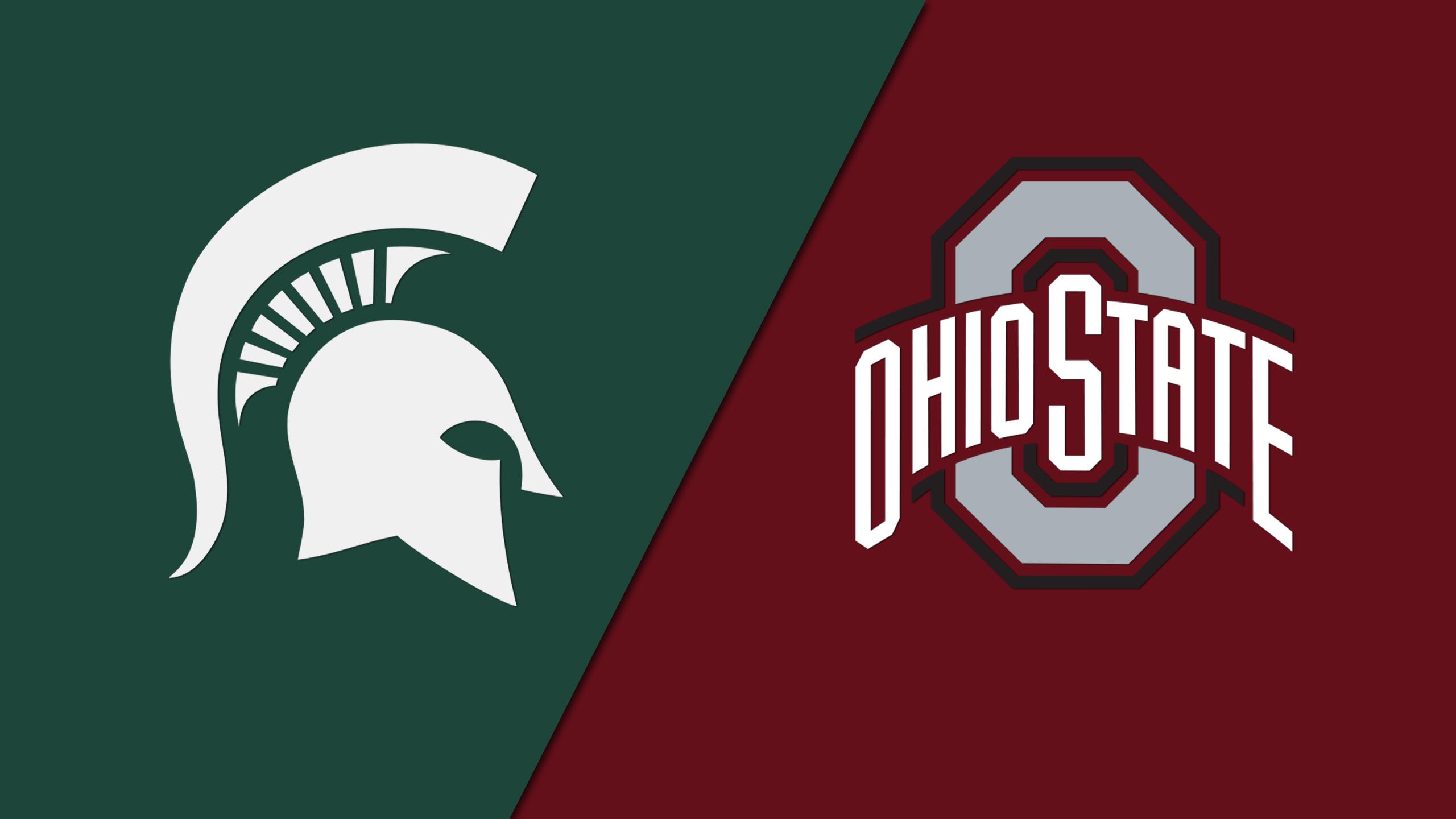 Michigan State vs. Ohio State (W Volleyball)
