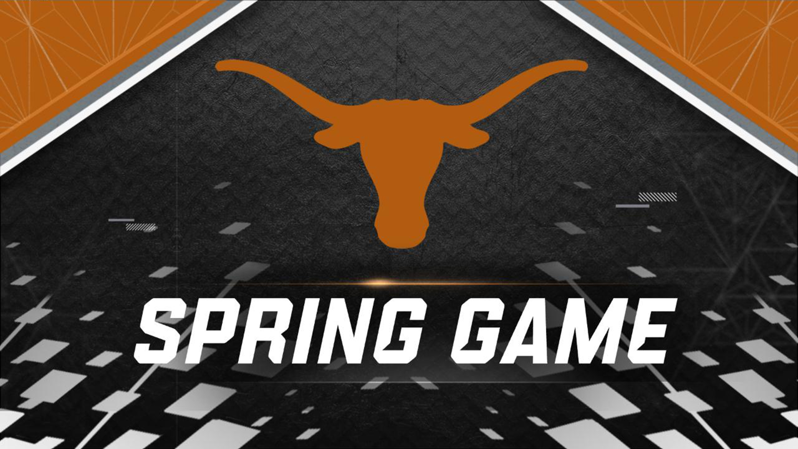 Texas Football Orange & White Spring Game Presented by Living Spaces