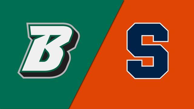 Binghamton vs. #4 Syracuse (W Lacrosse)