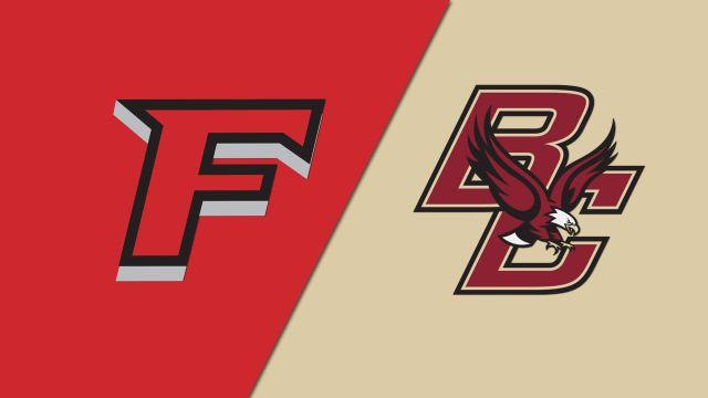 Fairfield vs. Boston College (M Basketball)