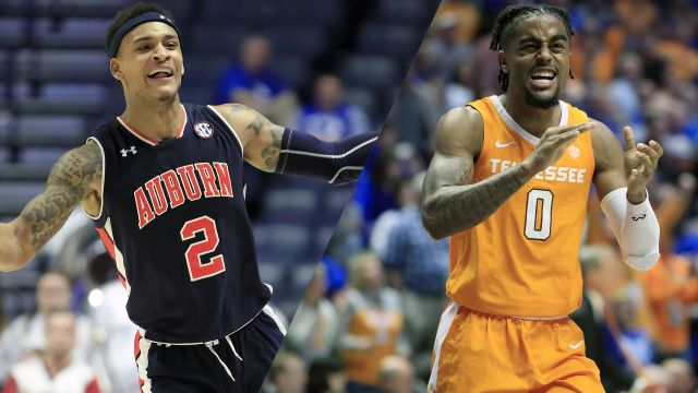 #22 Auburn vs. #8 Tennessee (Championship) (SEC Men's Basketball Tournament)