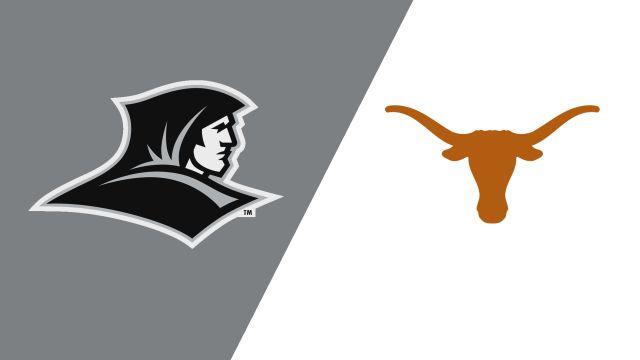 Thu, 9/19 - Providence vs. Texas (W Soccer)