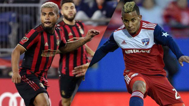 In Spanish-Atlanta United FC vs. FC Dallas