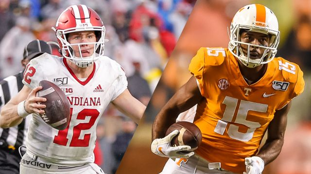TaxSlayer Gator Bowl: Indiana vs. Tennessee