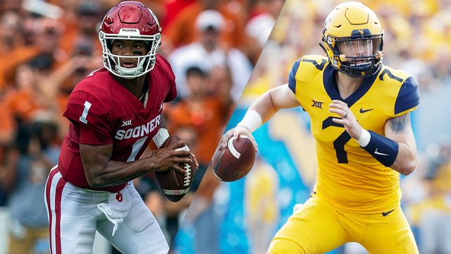 #6 Oklahoma vs. #13 West Virginia (re-air)