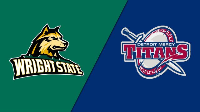 Wright State vs. Detroit Mercy (W Basketball)