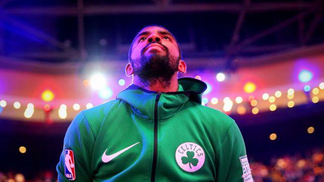 Para Irving e os Celtics, a próxima temporada é a que importa