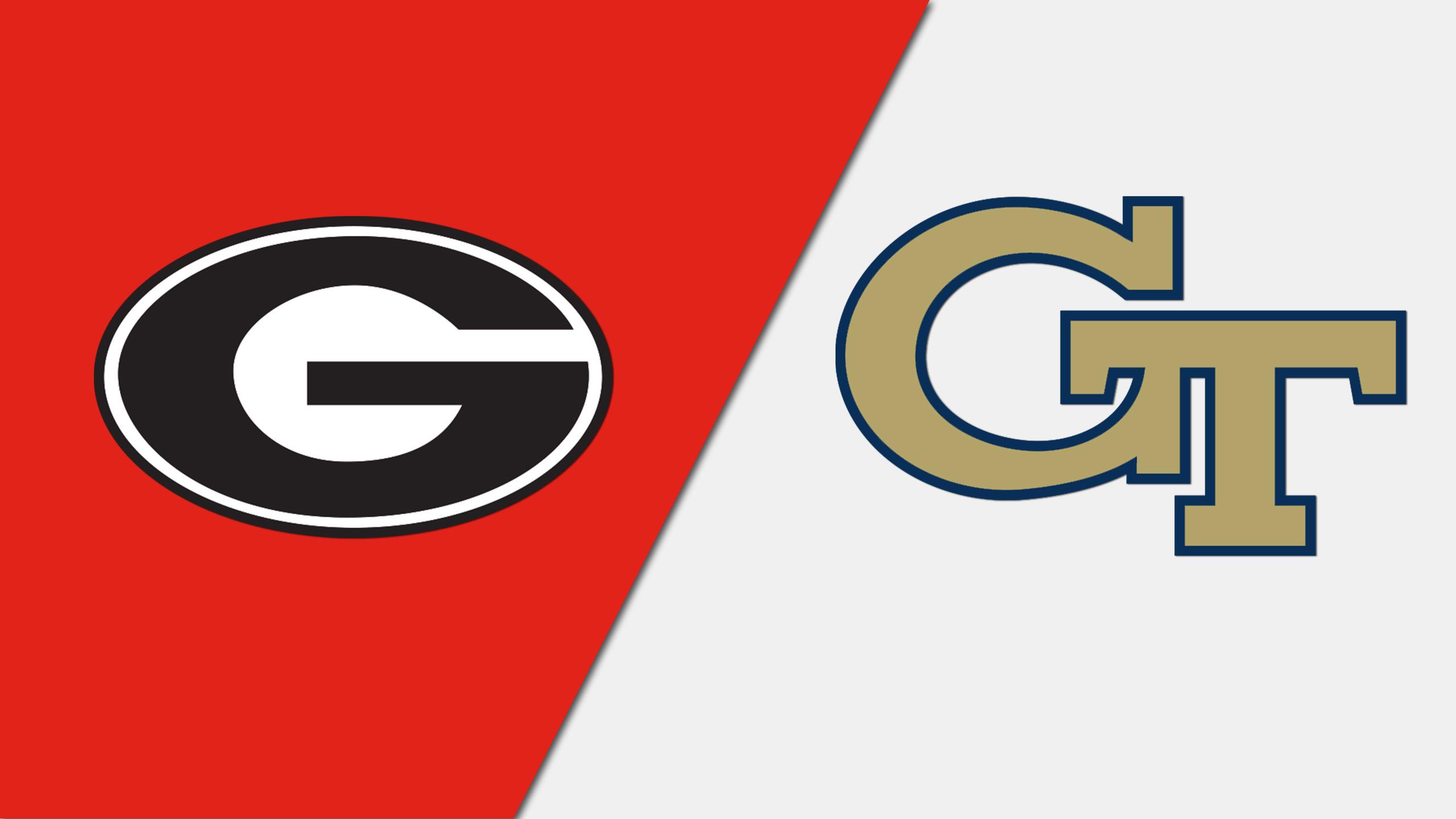 #8 Georgia vs. Georgia Tech (Softball)