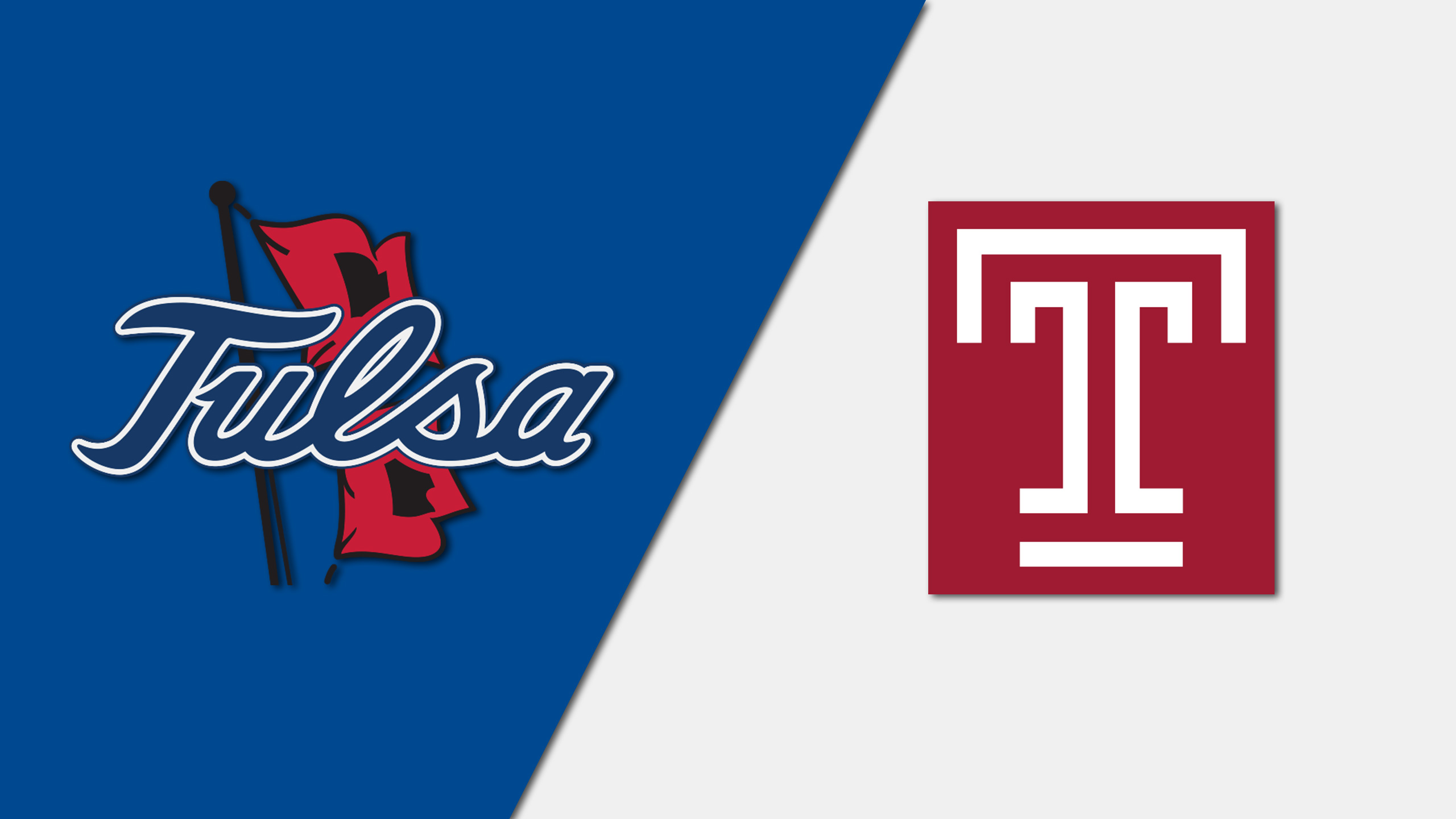 Tulsa vs. Temple (Football) (re-air)