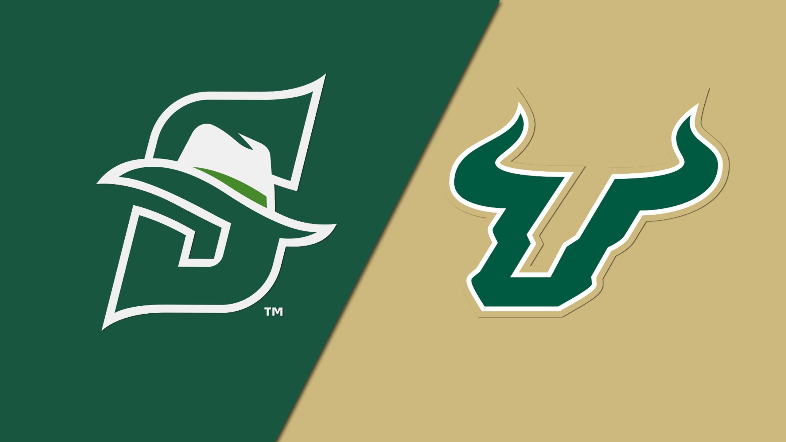 Stetson vs. South Florida (M Basketball)