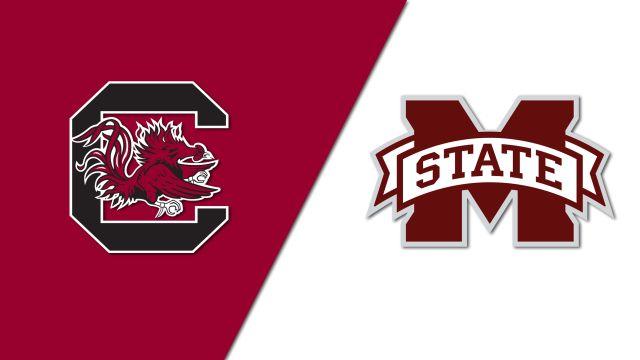 South Carolina vs. Mississippi State (W Soccer)