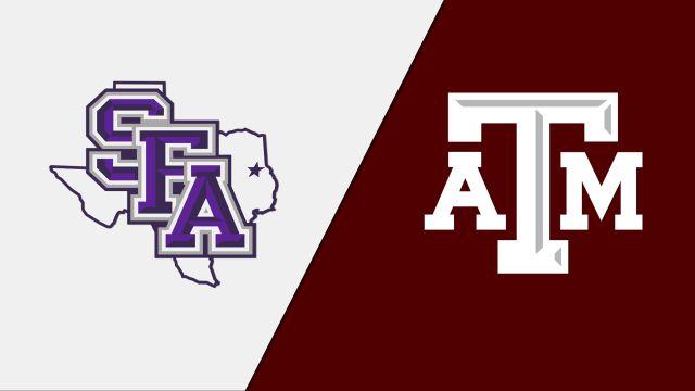 Stephen F. Austin vs. Texas A&M (Softball)