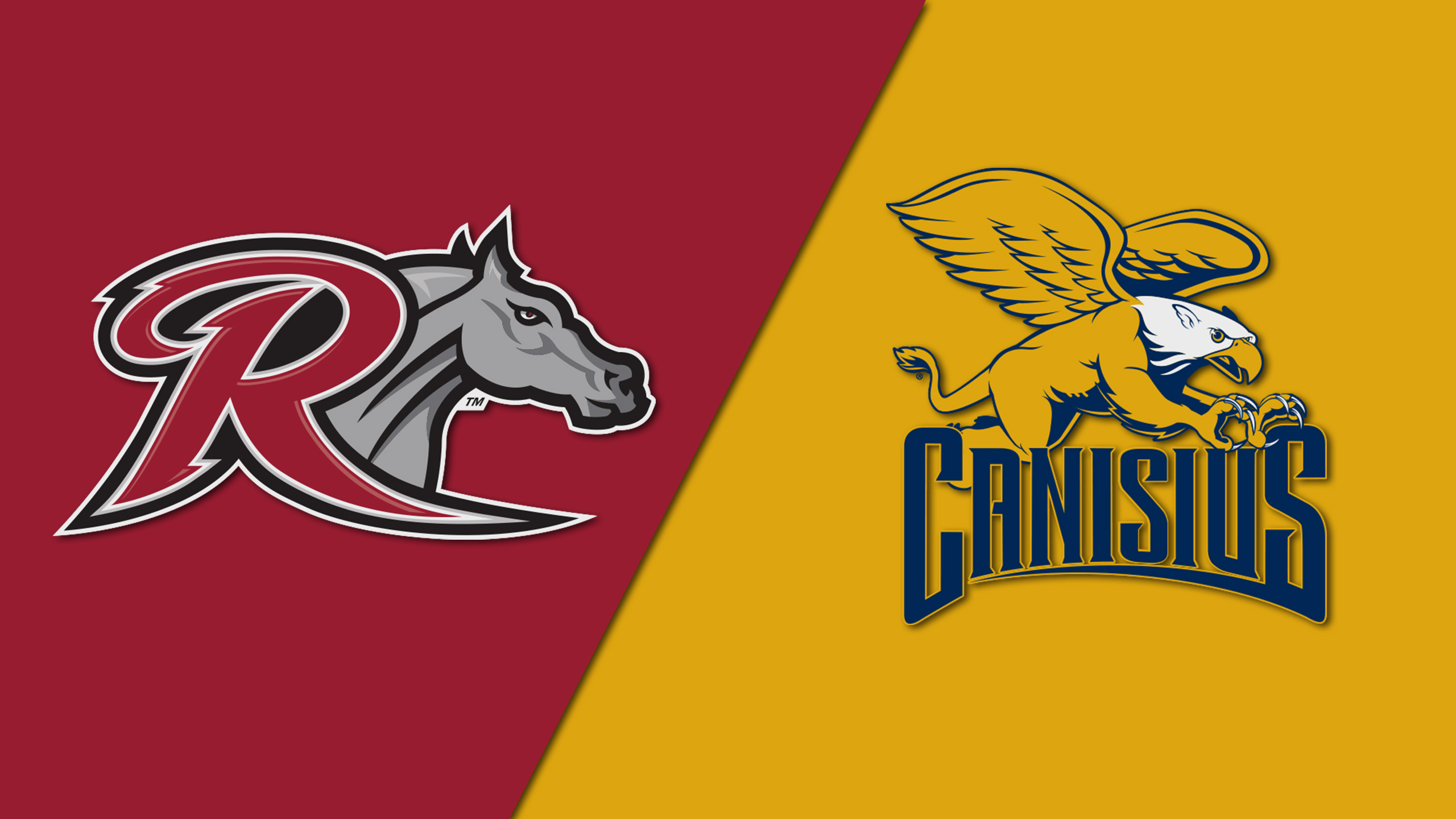 Rider vs. Canisius (W Volleyball)