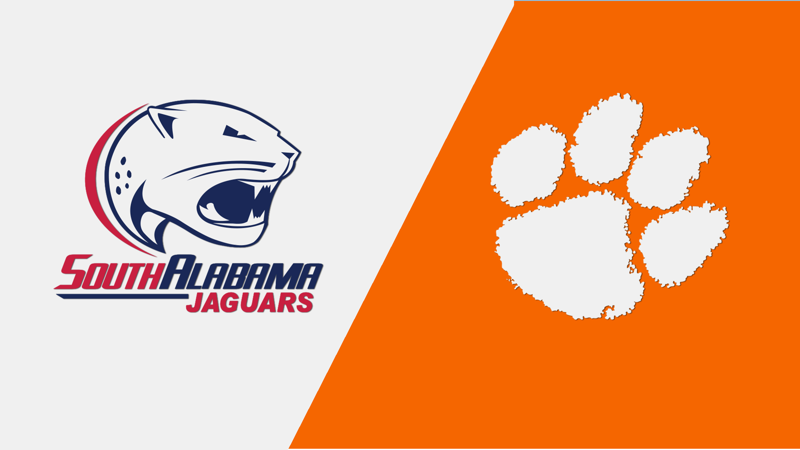 South Alabama vs. #19 Clemson (Baseball)