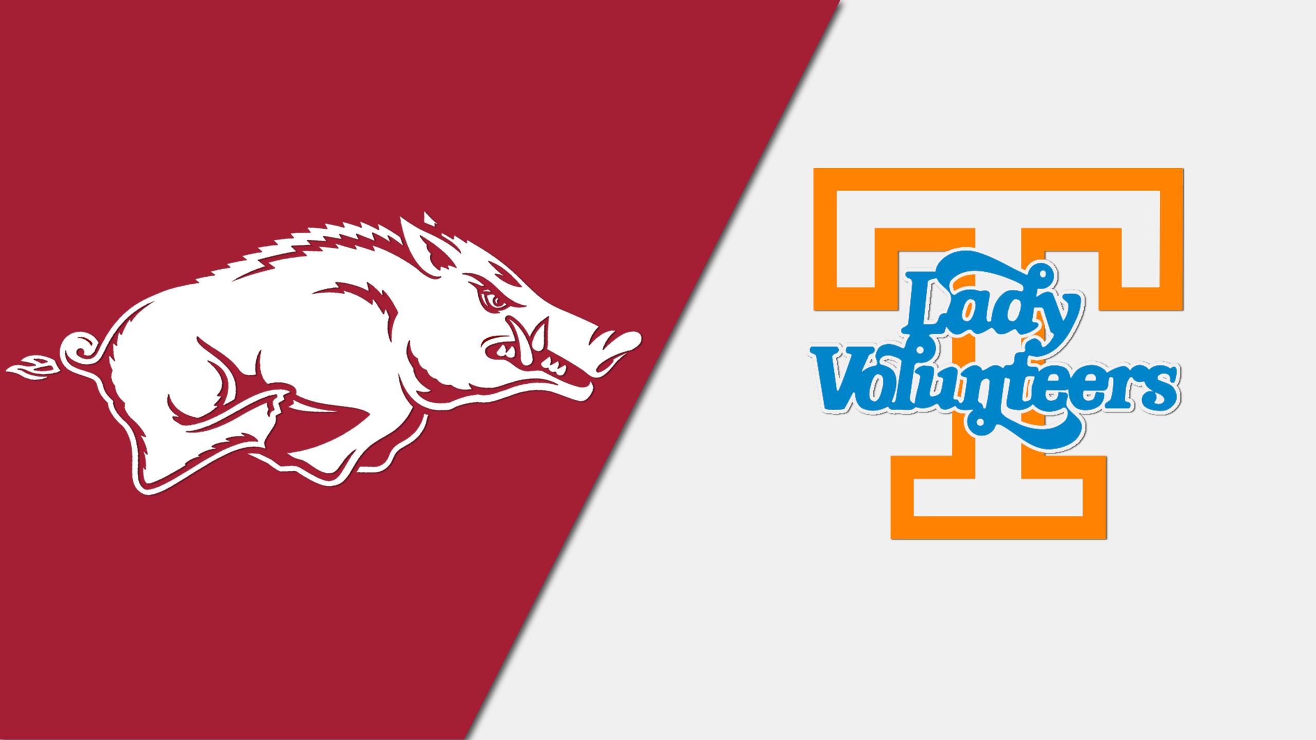 Arkansas vs. Tennessee (W Basketball)
