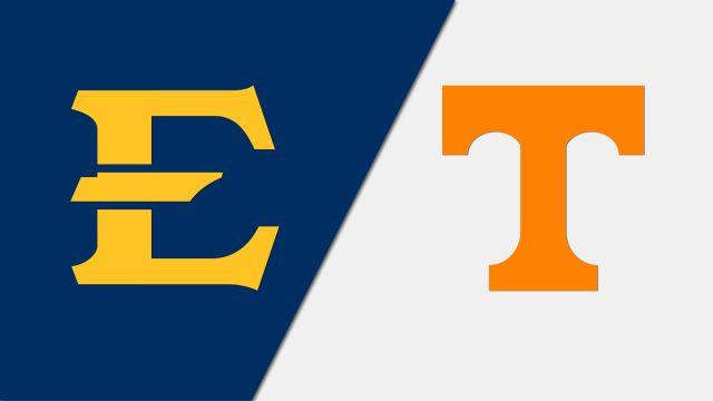 East Tennessee State vs. #23 Tennessee (Baseball)