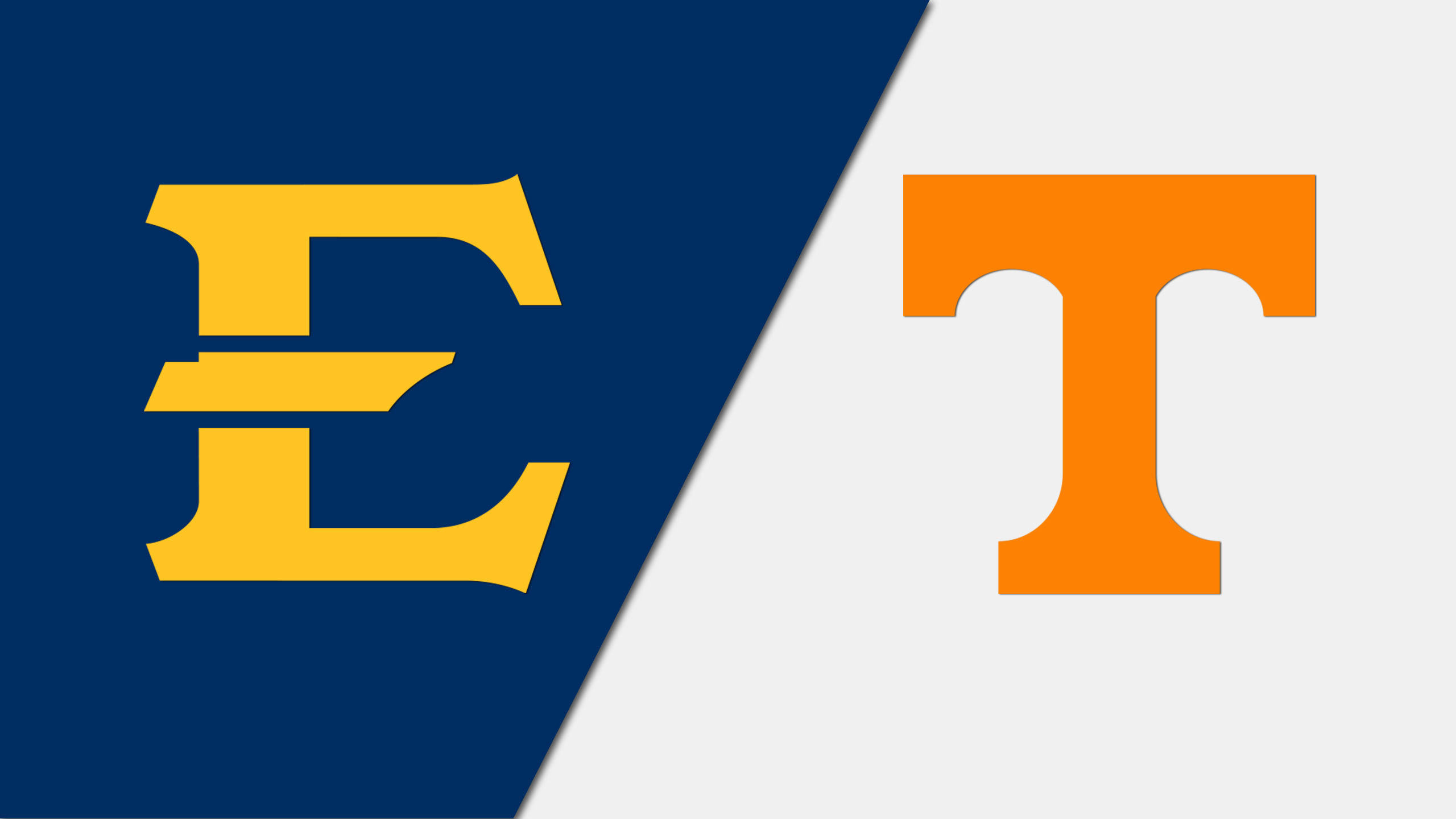 East Tennessee State vs. Tennessee (Baseball)