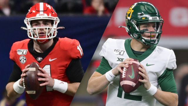 #5 Georgia vs. #7 Baylor (College Football Playoff)