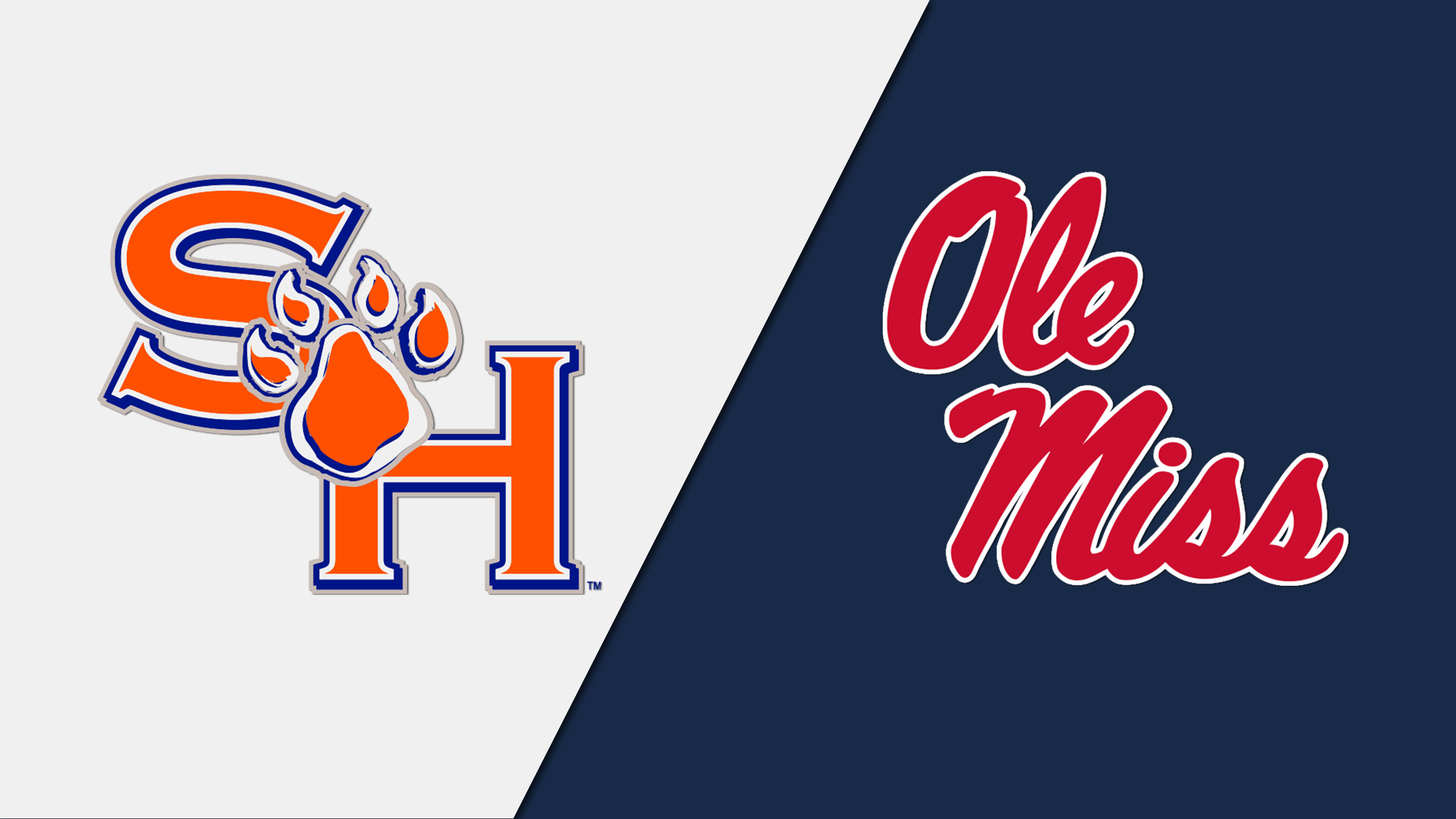 Sam Houston State vs. Ole Miss (Softball)