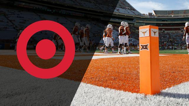 Target Command Center: OKST vs. TEX (Football)