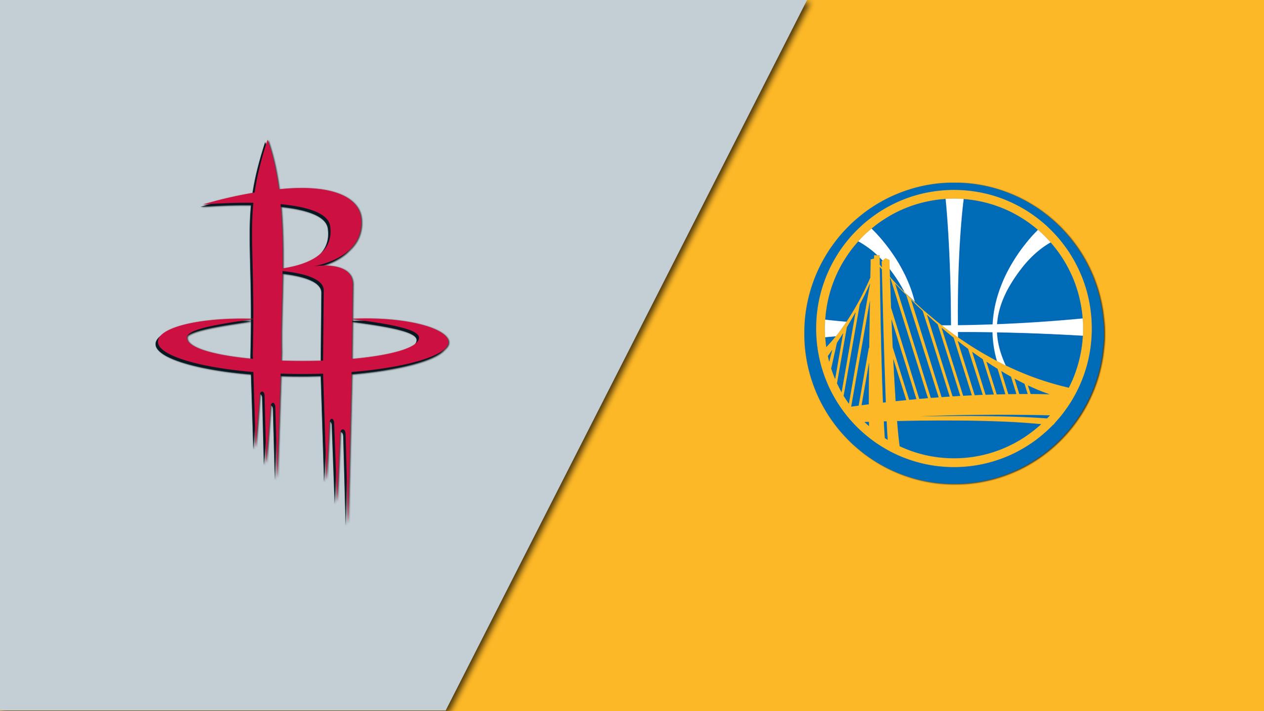Layup Lines - Houston Rockets vs. Golden State Warriors