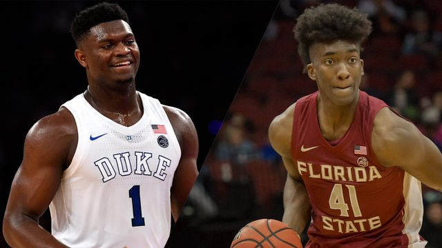 #1 Duke vs. #13 Florida State (re-air)