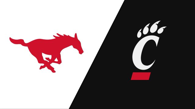 Tue, 1/28 - SMU vs. Cincinnati (M Basketball)