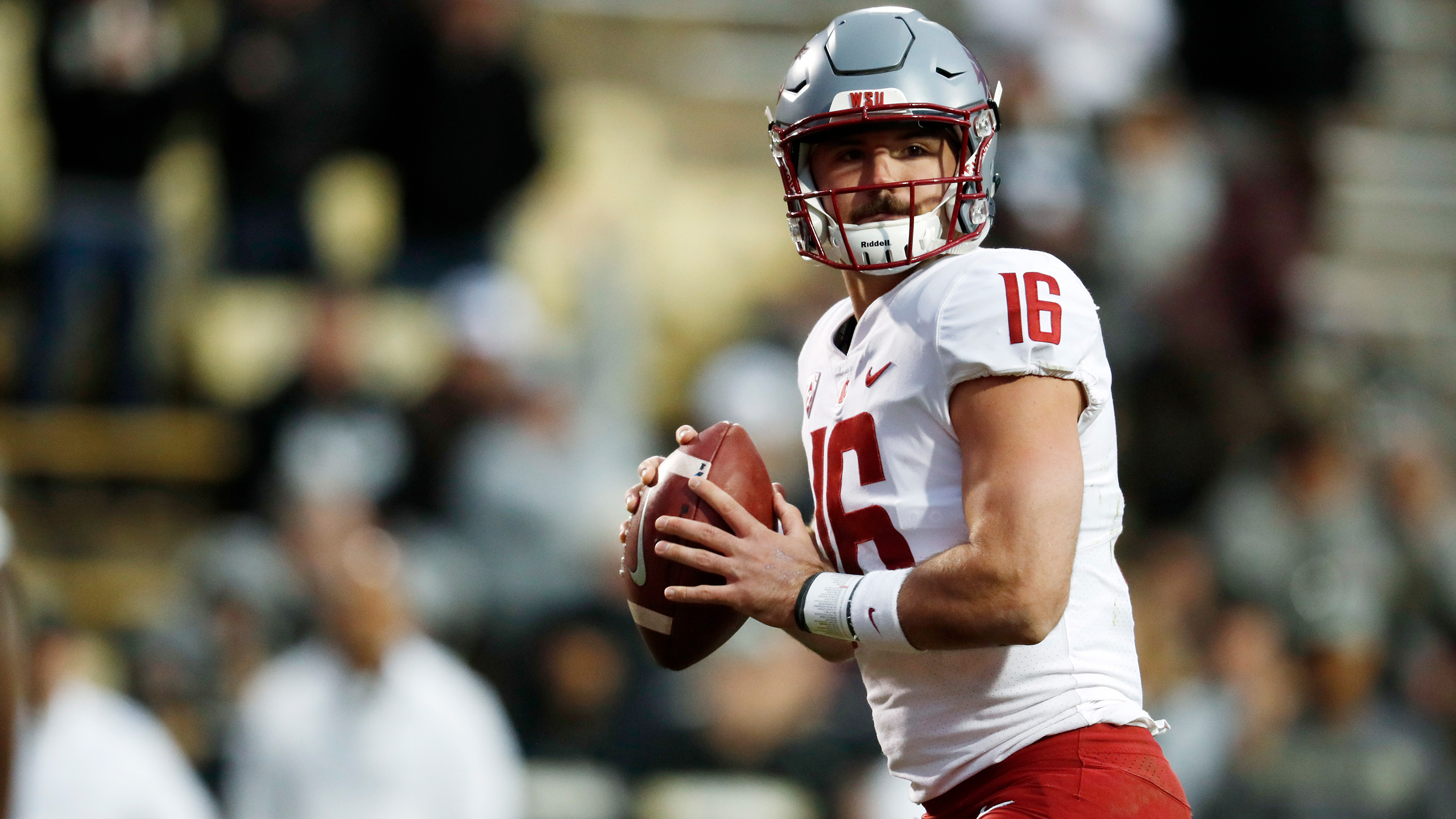 Arizona vs. #8 Washington State (Football) (re-air)